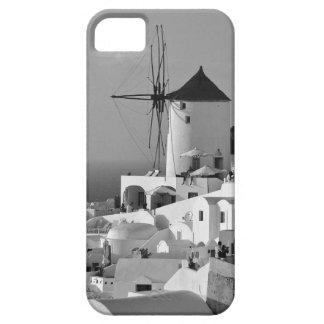 B&W Santorini 3 iPhone 5 Case