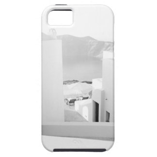 B&W Santorini 7 iPhone 5 Cover