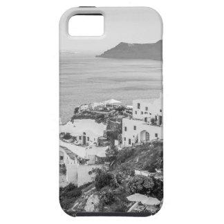 B&W Santorini 8 iPhone 5 Cases