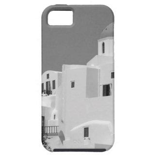 B&W Santorini 9 iPhone 5 Cases