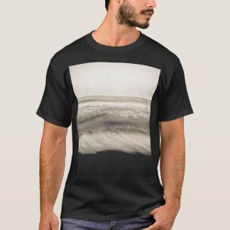 B&W seascape, Hawaii T-Shirt
