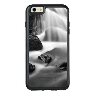 B&W waterfall, California OtterBox iPhone 6/6s Plus Case