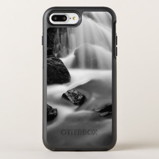 B&W waterfall, California OtterBox Symmetry iPhone 7 Plus Case
