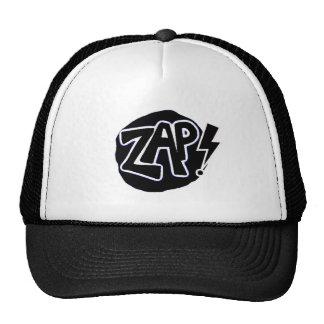 B&WZap Trucker Hat