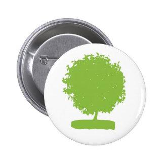 BA004 : green tree button
