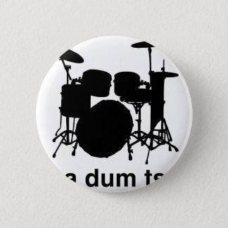 Ba Dum Tss 2 Inch Round Button
