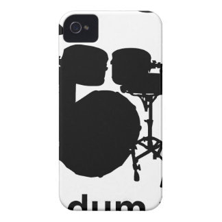 Ba Dum Tss Case-Mate iPhone 4 Cases
