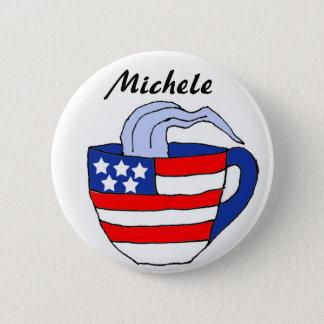 BA- Michele Bachmann Teacup Button