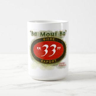 Ba Moui Ba Beer Coffee Mug