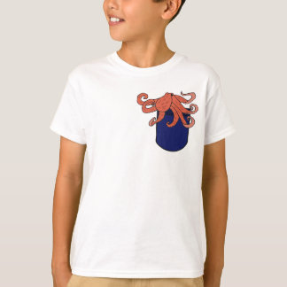 BA- Octopus in a Pocket Shirt