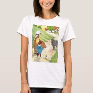 Baa, baa, black sheep, Have you any wool? T-Shirt