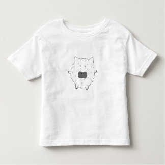 Baa Baa Sheep Toddler T-shirt