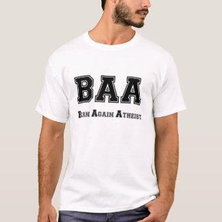 BAA - BORN AGAIN ATHEIST T-Shirt