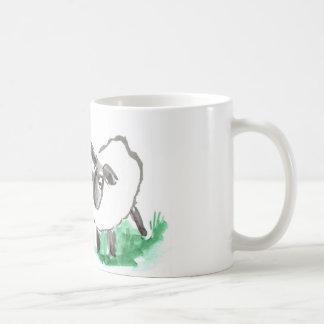 Baaaaaaa Says the Sheep Coffee Mug
