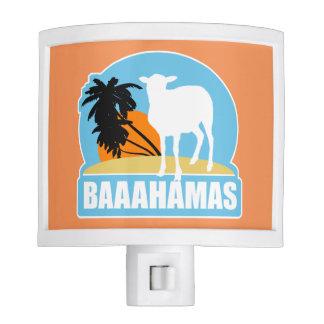 Baaahamas Beach Night Light