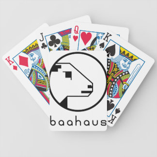 Baahaus Bicycle Playing Cards