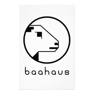 Baahaus Stationery