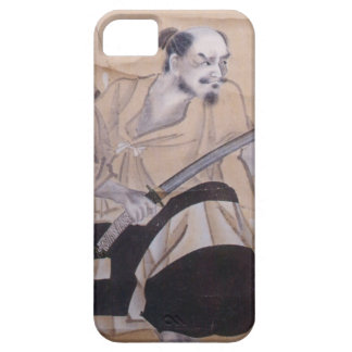 Baba Nobufusa-Samurai iPhone 5 Covers