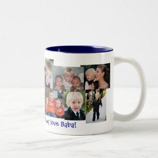 baba Two-Tone coffee mug