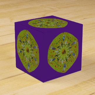 Baba Yaga Mandala Favor Box