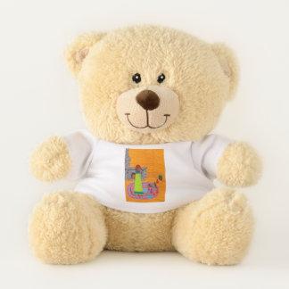 Baba Yaga Teddy Bear