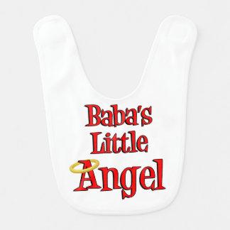 Baba's Little Angel baby bib