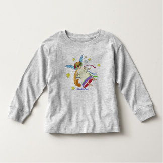 Baba's Little Angel Toddler T-shirt