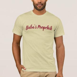Baba's Poopchik Ukrainian T Shirt from Baba