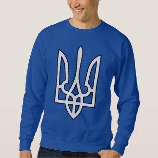 Baba's Ukrainian Trident Tryzub SSweat Shirt