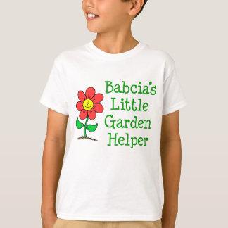 Babcia's Little Garden Helper T-Shirt