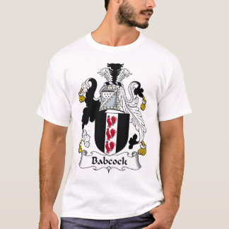 Babcock Family Crest T-Shirt