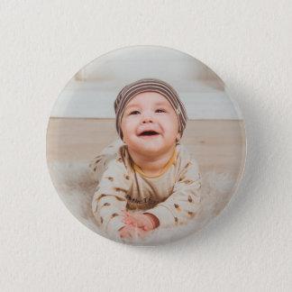 babe 2 inch round button