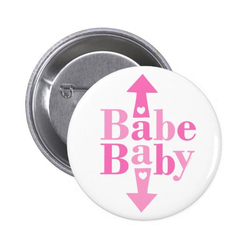 Babe Baby Buttons