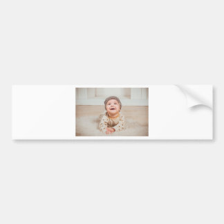 babe bumper sticker