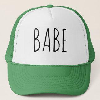 Babe Trucker Hat
