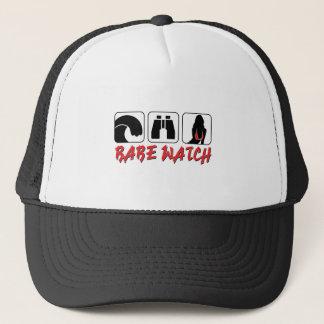 Babe Watch - Sun Surf and Girls Trucker Hat
