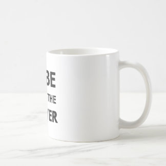 Babe With The Power Coffee Mug