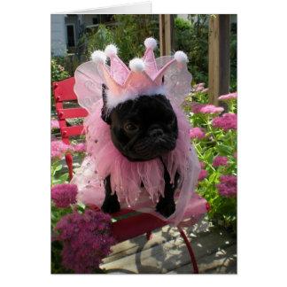 Babette - Birthday Fairy Card