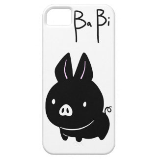 BaBi Piggy iPhone Case