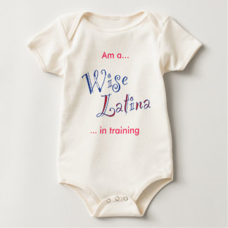 Babie Wise Latina in training Baby Bodysuit