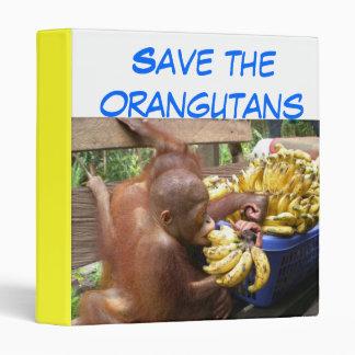 Babies & Bananas in Borneo Binder