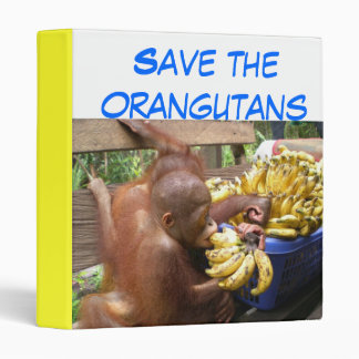 Babies & Bananas in Borneo Binders