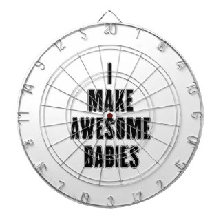 BABIES Design Dartboard