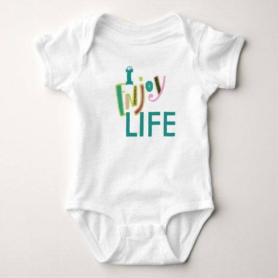 Babies Enjoy Life Baby Bodysuit