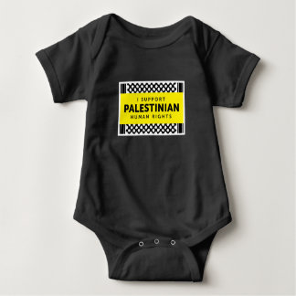Babies for Justice Jumpsuit Baby Bodysuit