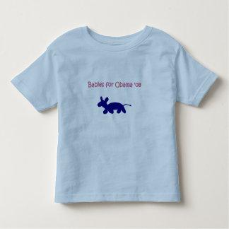 Babies for Obama 08 shirt