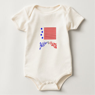 Babies for Obama Baby Bodysuit