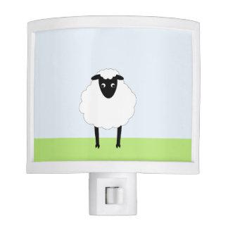Babies' Whimsical Sheep Night Light
