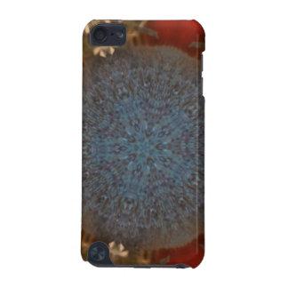 Babioles de décoration de Noël de rouge bleu Coque iPod Touch 5G