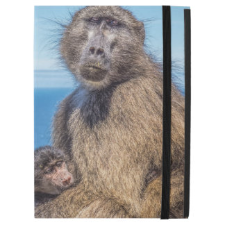Baboon & Baby iPad Case